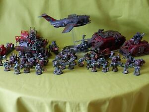 WARHAMMER-40K-ORKS-ARMY-MANY-UNITS-TO-CHOOSE-FROM