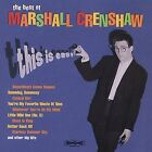 The Best of Marshall Crenshaw: This Is Easy by Marshall Crenshaw (CD, Aug-2000, Rhino (Label))