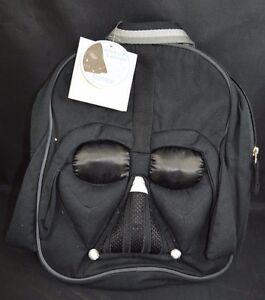 NWT Pottery Barn Kids Star Wars DARTH VADER with Sound Bookbag Backpack