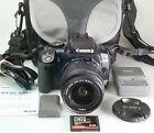 Canon EOS 400D 10.1MP Digital SLR Camera - Black (Kit w/ EF/EF S 18-55mm Lens)