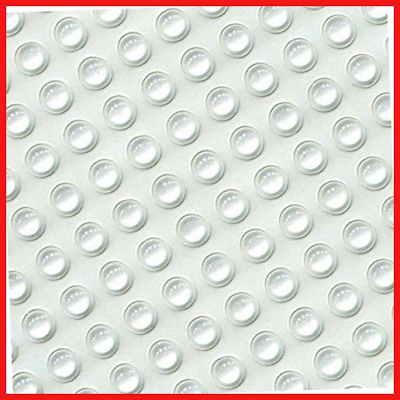 CLEAR KITCHEN CABINET DOOR BUFFER PADS Catch, Protector ...