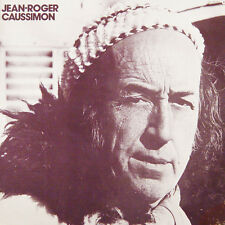 JEAN-ROGER CAUSSIMON FR Press Saravah SH 10 033 LP