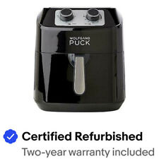 Wolfgang Puck 9-Quart 1700-Watt Air Fryer-Certified Refurbished