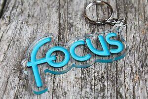 Radient Focus Schlüsselanhänger Keychain For Car Auto Gift Accessory Keyring Teile Geschickte Herstellung Schlüsselanhänger Auto & Motorrad: Teile