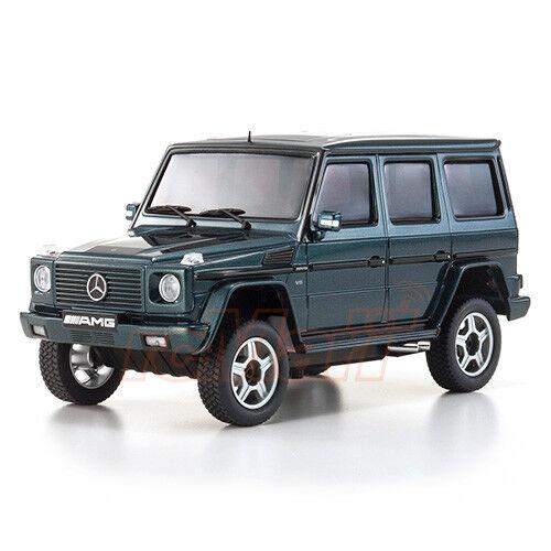 Kyosho 1 28 Mini Z Auto Scale Mercedes Benz G55 AMG Body Metallic Green #  MVP7G | EBay