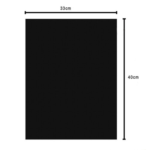 Lot de 10 Tapis Facile Barbecue Grill Mat Cuire Antiadhésif Cuisson Tapis as seen on TV Hot