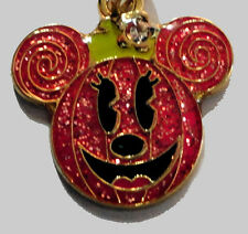Disney Minnie Halloween Pumpkin Charm FOB 2010 Tokyo Brand New