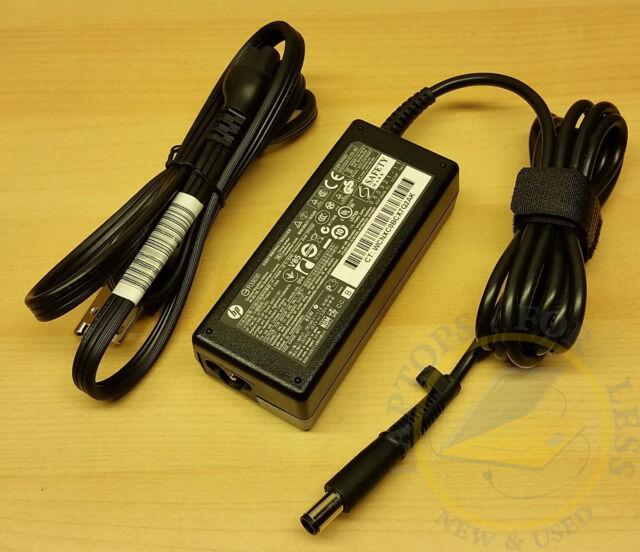 Genuine HP Laptop Notebook Ultrabook AC Adapter Elitebook Probook 65W Charger