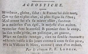 Bonaparte-1800-Deporte-de-Cayenne-Guyane-Colonie-Franconville-Ayme-Consulat