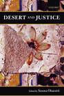 Desert and Justice by Oxford University Press (Hardback, 2003)