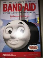 Thomas The Train Band Aids Bandages 20 In Pack 3 Pictures Kids