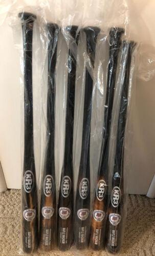 KR3 NEW Maple Magnum Premium Denser Wood Baseball Bat C243 34 in 90 day warranty