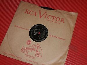 Phonographen Antik Rca Victor Album Bunny Berigan There' Ll Be Einige Ändert & Jazz Me More Discounts Surprises