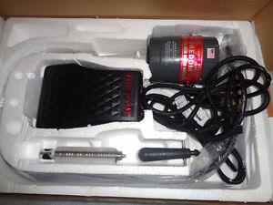 FOREDOM-CC-30-Flex-Shaft-Motor-Handpiece-30-Carving-polishing-Kit-220V-MADE-USA