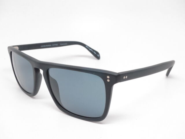 cec1226a6c Oliver Peoples OV 5189s Bernardo 1031r8 Semi Matte Black Sunglasses ...