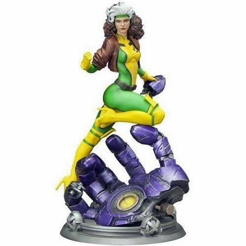 New Marvel Comics Rogue Danger Room Sessions Fine Art Figure Statue Kotobukiya