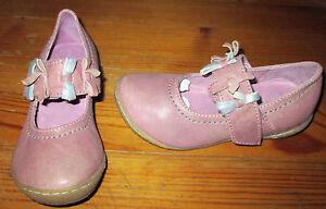 Détails sur KICKERS 25 NEUVES chaussureS CUIR babies FILLE faites vos lots 1