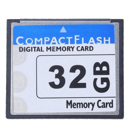 L7F8 blanco y azul Profesional 8GB Compact Flash Tarjeta de memoria