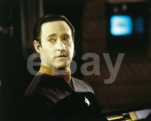 Star-Trek-First-Contact-1996-Brent-Spiner-034-Data-034-10x8-Photo