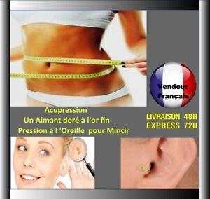 Aimant-minceur-Acupression-auriculaire-Zerodiet-acupuncture-Magnetique-U05