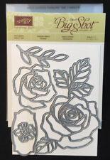 Stampin up Rose Garden Thinlits Dies 5 Die Templates