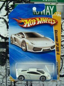10 Hot Wheels Lamborghini Gallardo Lp 560 4 New In Box 2010 Hw