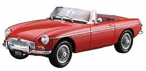 Aoshima-56851-The-Model-Car-101-BLMC-G-HM4-MG-B-MK-2-1968-1-24-scale-kit-Japan