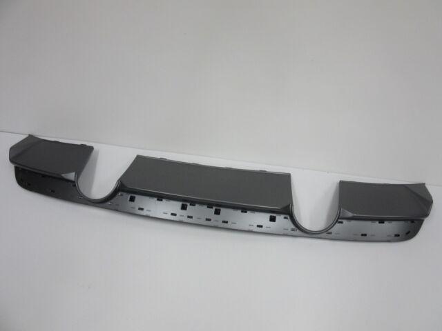 AUDI TT TTS 8S S LINE REAR BUMPER DIFFUSER /SPLITER /LOWER TRIM NEW GENUINE PART