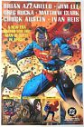 DC COMICS - JIM LEE SUPERMAN PROMO POSTER 2004 34 X 22 DC NEW/UNUSED