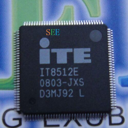 1PCS New ITE8512E IT8512E JXS IT8512E//JX IT8512E//JXS QFP I//O IC Chipset
