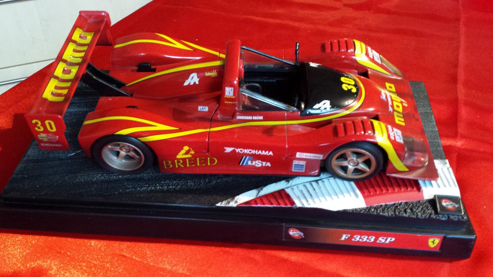 Ferrari F333 Sp 1998 1 18  MOMO  24 Std. Daytona  30  | Üppiges Design