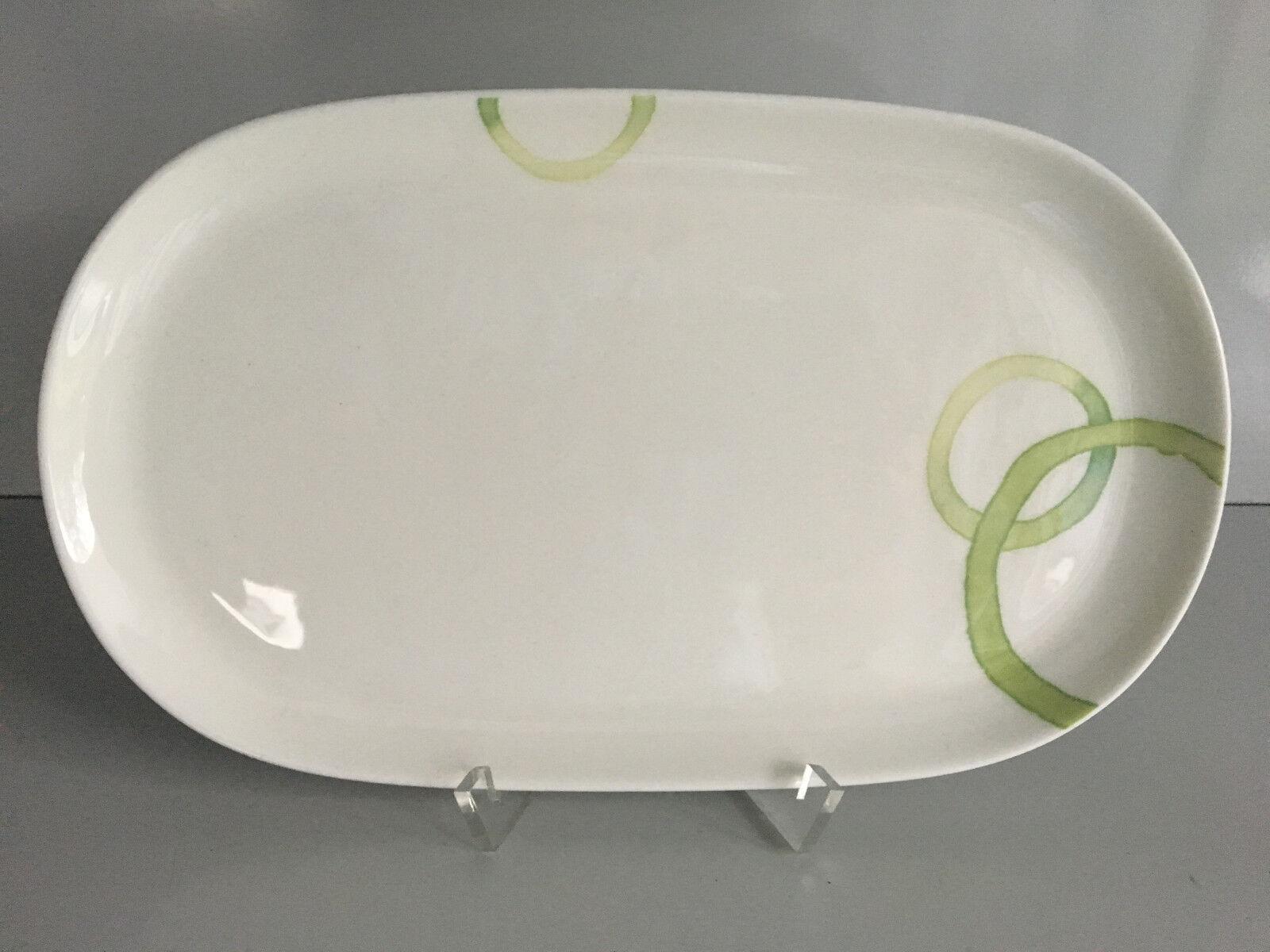 Hutschenreuther LUNA Lavinia TABLEAU unbenutzt unbenutzt unbenutzt 25x15 cm   Ausgezeichnete Qualität  759e28