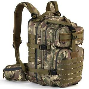 Bug-Out-Bag-Military-Tactical-Backpack-Assault-Army-Molle-Hiking-Camping-Pack