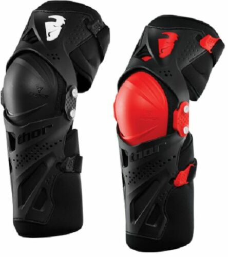 Thor Force XP Knee Shin Guards Braces Mx Motocross Off Road Dual Sport Atv
