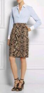Tags Sleeve Knee Uk10 Dress 6 Lengt Long Altuzarra Designer Shirt Size new With qRa8C