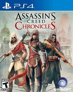 Assassin-039-s-Creed-Chronicles-PlayStation-4-edition-standard-NOUVEAU