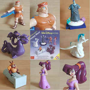 McDonalds-Happy-Meal-Toy-1997-Hercules-Plastic-Character-Toys-Various-Figures