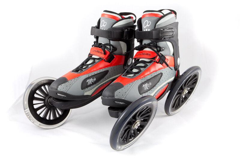 Landroller Landroller Landroller Skates Rot - By Mojo ® - Größe: 46 3bf266