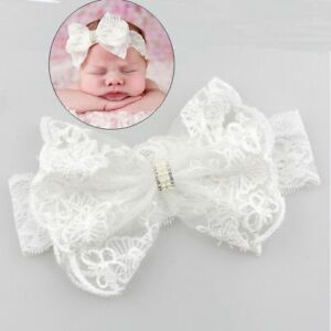 Toddler-Hair-Accessories-Girls-Baby-Headband-Bow-Pearl-Lace-Hair-Band-Headwear