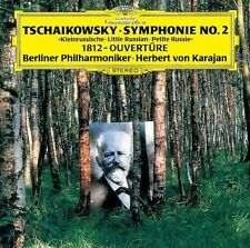 Herbert von Karajan - Tchaikovsky: Symphony No.2. [New CD] Shm CD, Japan - Impor