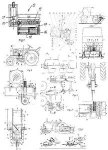 Seilwinde an Fahrzeugen Traktor u.a.  1137 S.