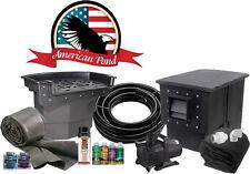 X-Large Professional Pond Kit 16 x 16 Energy Saver