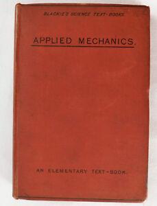 Applied Mechanics Book