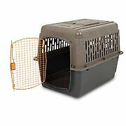 XL Dog Crate Large Travel Plastic Airline Approved Pet Pet Pet Kennel 36 Cage 5070 lbs be0cf7