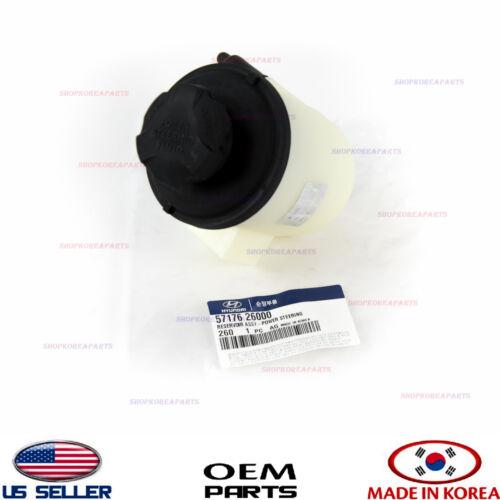 Genuine OEM Power Steering Pump Reservoir HYUNDAI 2001-2006 SANTA FE 5717626000