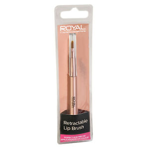 Royal-Retractable-Lip-Brush-Rose-Gold-Lip-Colour-Liner-Lipstick-Gloss