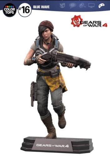 Gears of War 4 figurine articulée Color Tops Kait Diaz 18 cm 120073