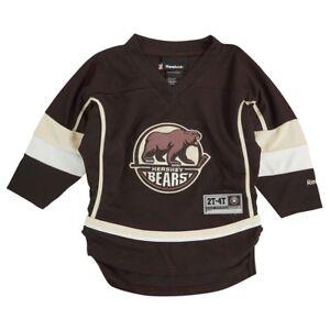 Hershey-Bears-Reebok-AHL-Toddler-Home-Brown-Premier-Jersey