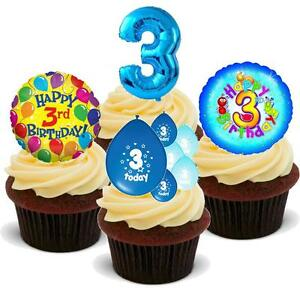 Image Is Loading NOVELTY 3RD BIRTHDAY BOY PARTY MIX STAND UP