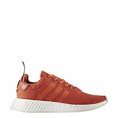 42232051fa1ed Mens adidas NMD R2 Future Harvest Burnt Orange White BY9915 US 8 for sale  online